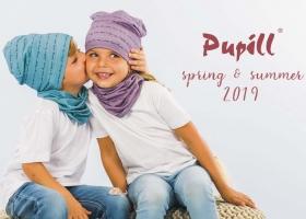 Детские шапки Pupill - Весна-Лето 2019