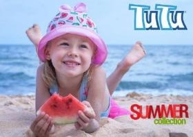 Детские шапки TuTu - Summer collection 2018